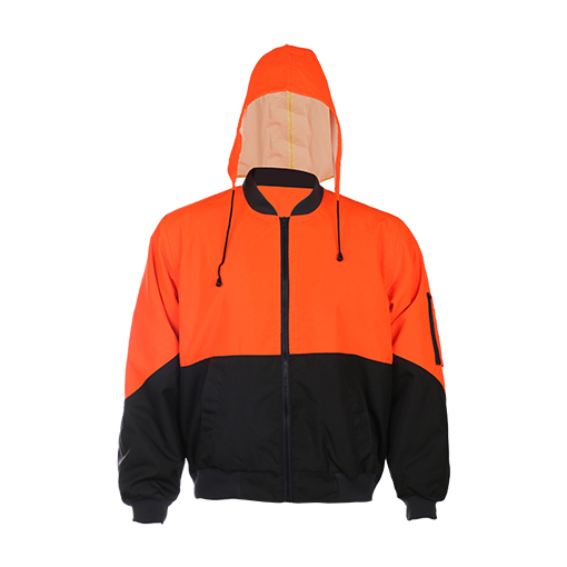Wholesale Winter High Visibility Safety Jacket