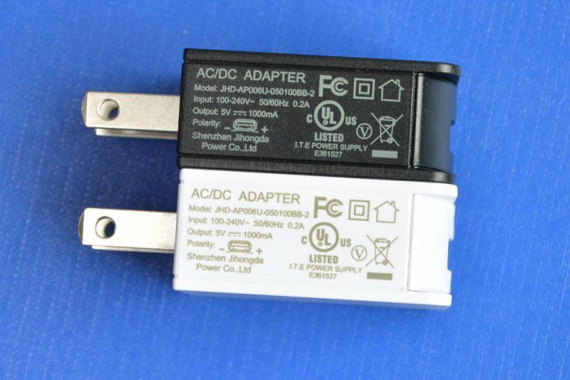 Us Plug 5V1a USB Mobile Phone Charger