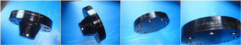 High Quality Carbon Steel Forged Blind Flange