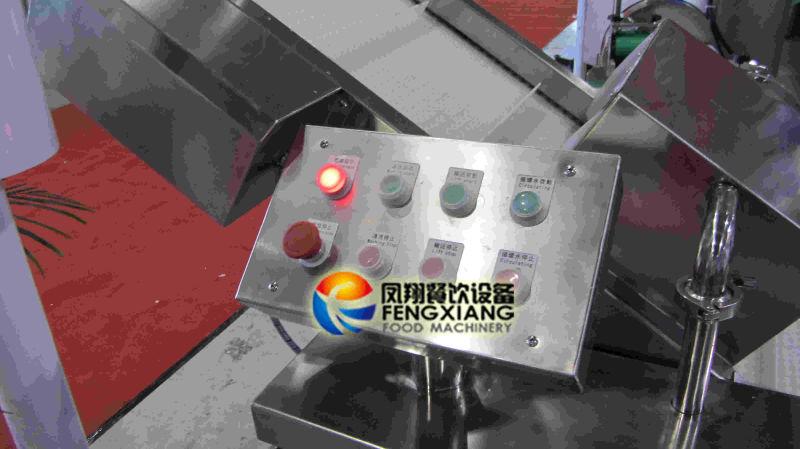 Wa-1000 Iceberg Lettuce Washing Cleaning Machine Equipment (CE Certified)