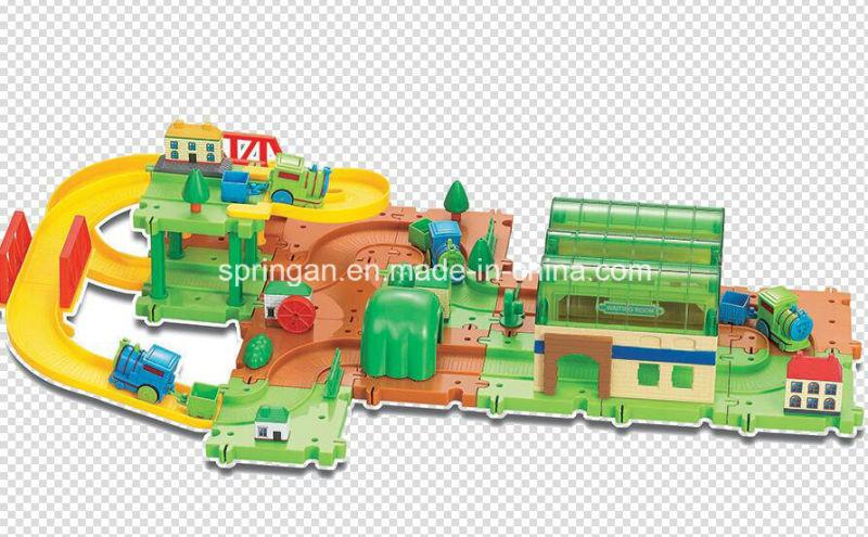 Modernism Trains Set Toy