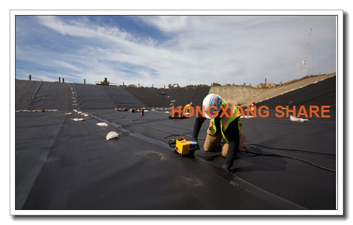 Manufacture Supply Waterproof HDPE Smooth Liners