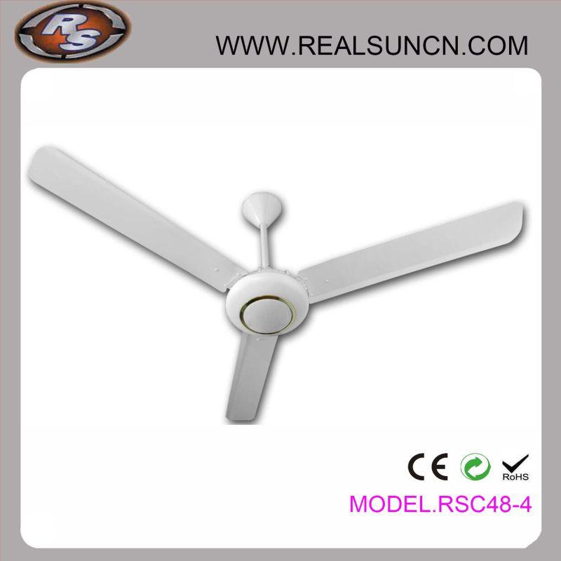 Factory Supplier 48inch Ceiling Fan (RSC48-6)