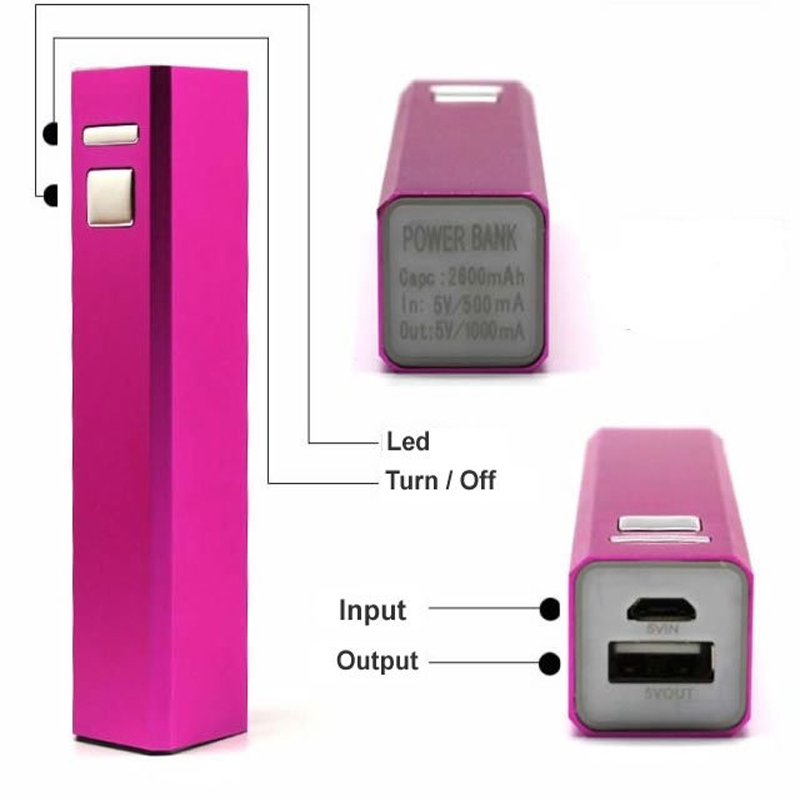 Metal Power Bank