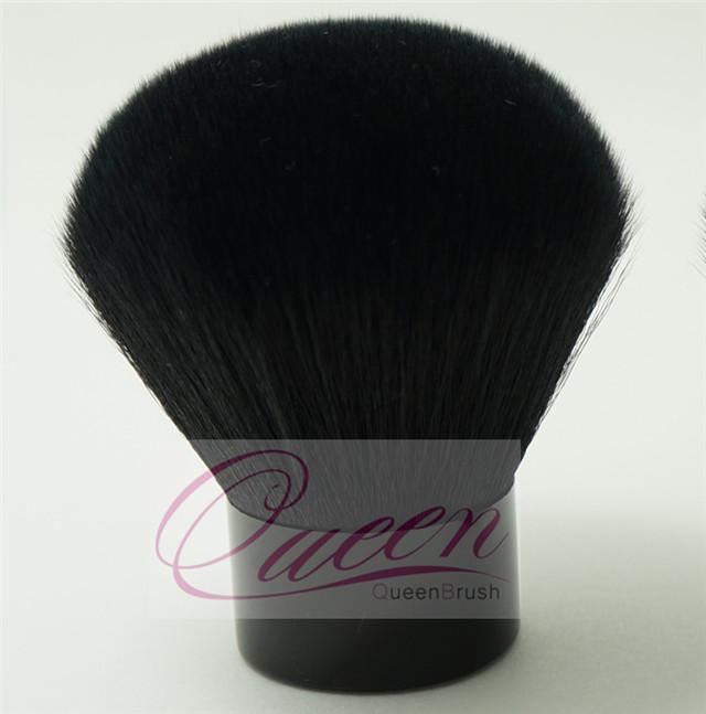 Big Size Black Synthetic Kabuki Brush