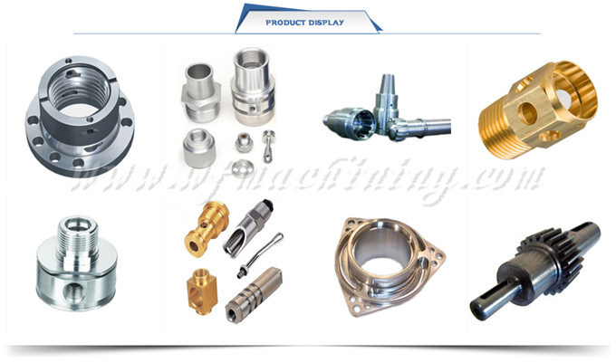 Stainless Steel/Aluminum Alloy Precision Metal Lathe CNC Machining
