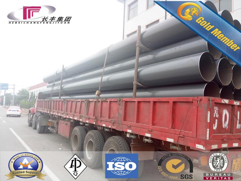 Seamless Steel Pipe Asme A106/A53/API5l B36.10