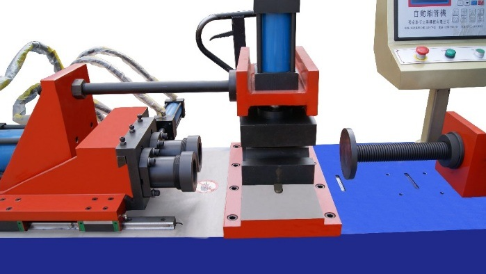 Sg60 Two Functions Pipe Shrinkage Machine/Tube-End Forming Machine