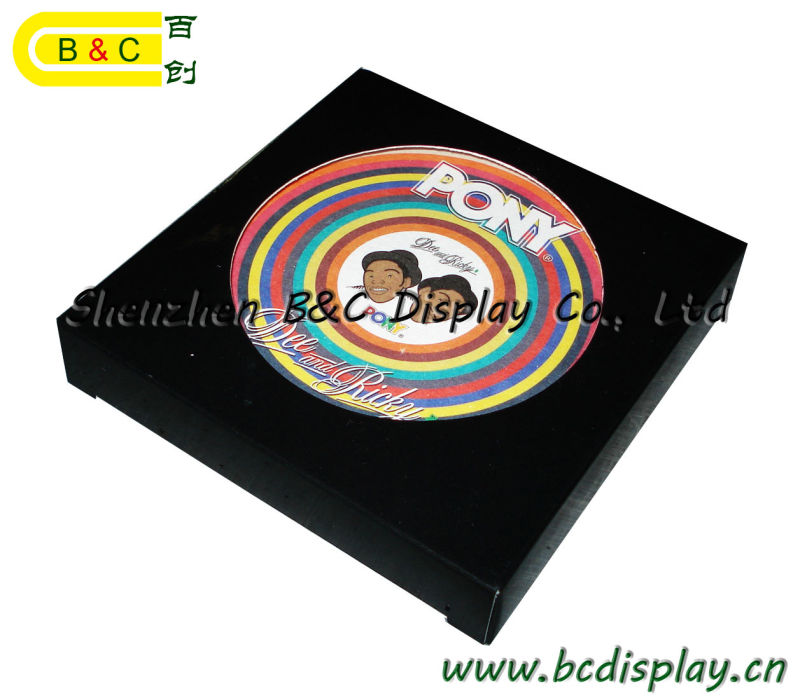 High Quality Square Absorbed Paper Coasters Wit 4c Printing on Both Sides, Beer Coasters (B&C-G106)