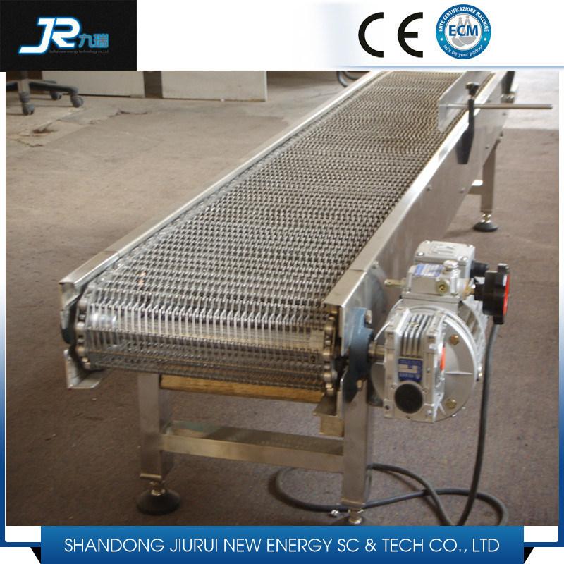 Wire Mesh Belt Conveyor for Sea Food