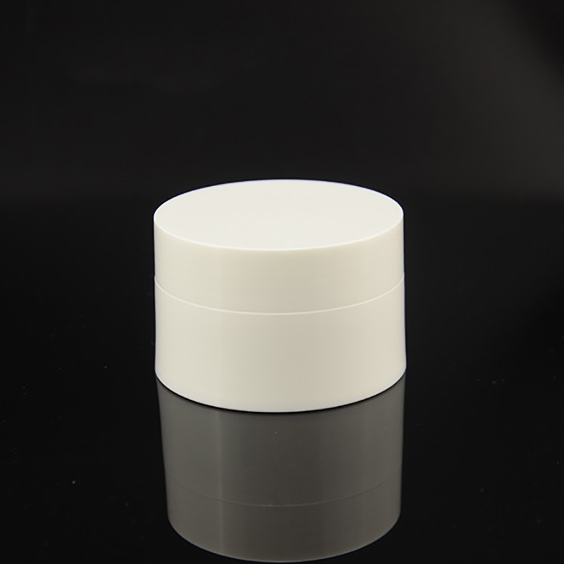 PP Cosmetic Jar From White Color (NJ14)