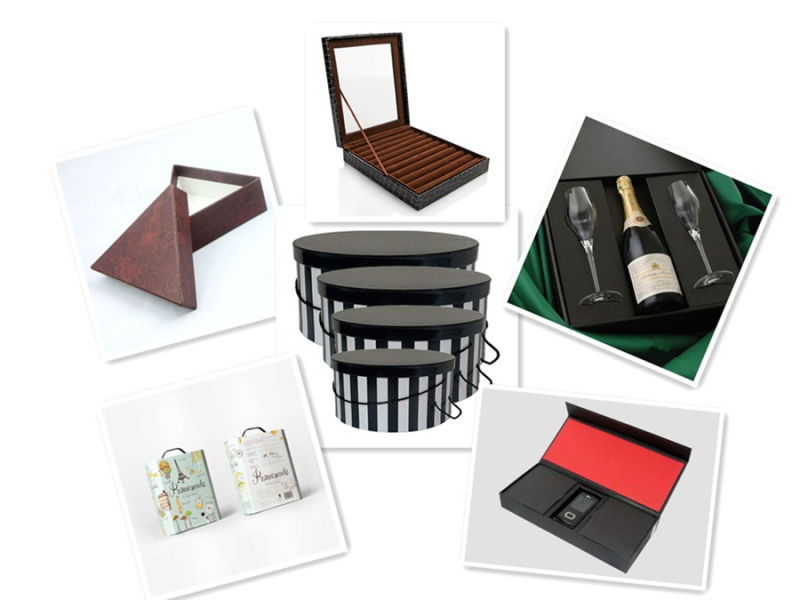 Custom Gift Packaging Box/ Cardboard Box