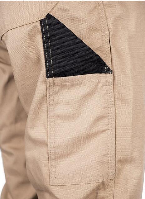 Cheap Durable Fire Retardant Workwear Bib Overall Pants (YBD117)