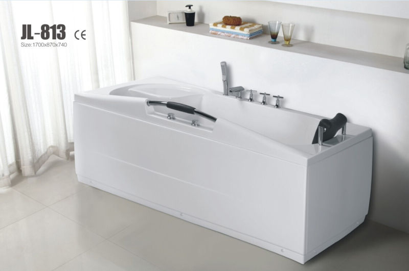 Cupc Approved Acrylic Whirlpool&Jacuzzi Bath Tub (JL813)