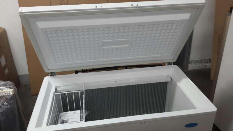 Small Portable Freezer Propane LPG Gas Chest Deep Freezer