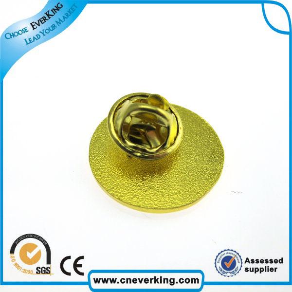 China Wholesale Souvenir Stamped Soft Enamel Lapel Pin
