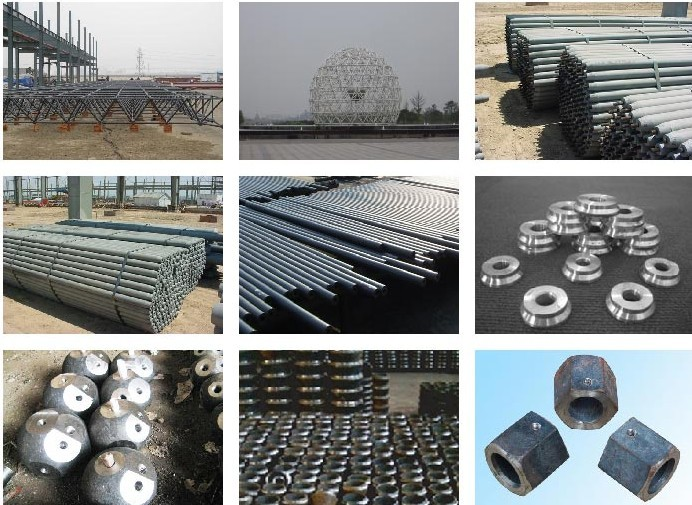 Prefabricated Steel Building Galvanized Steel Frame for Sale