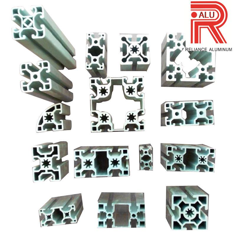 Aluminum/Aluminium Extrusion Profiles for Halls
