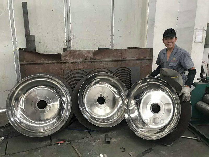 SRL-Z 200/500 300/600 500/1000 Plastic PVC Resin Vertical Heating Cooling Mixer