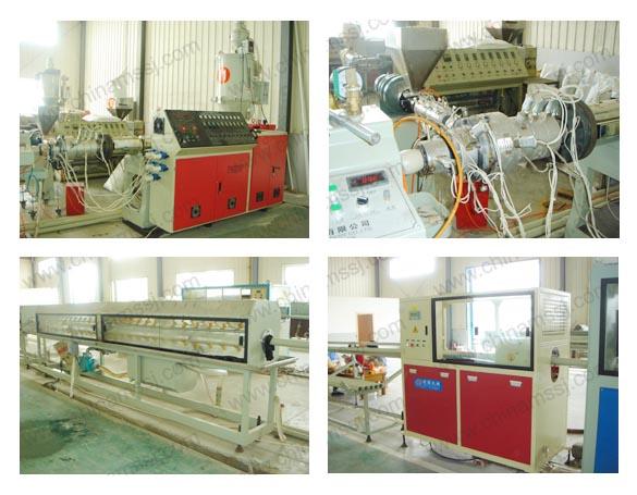 Polyethylene Pipe Machinery (MSPE)