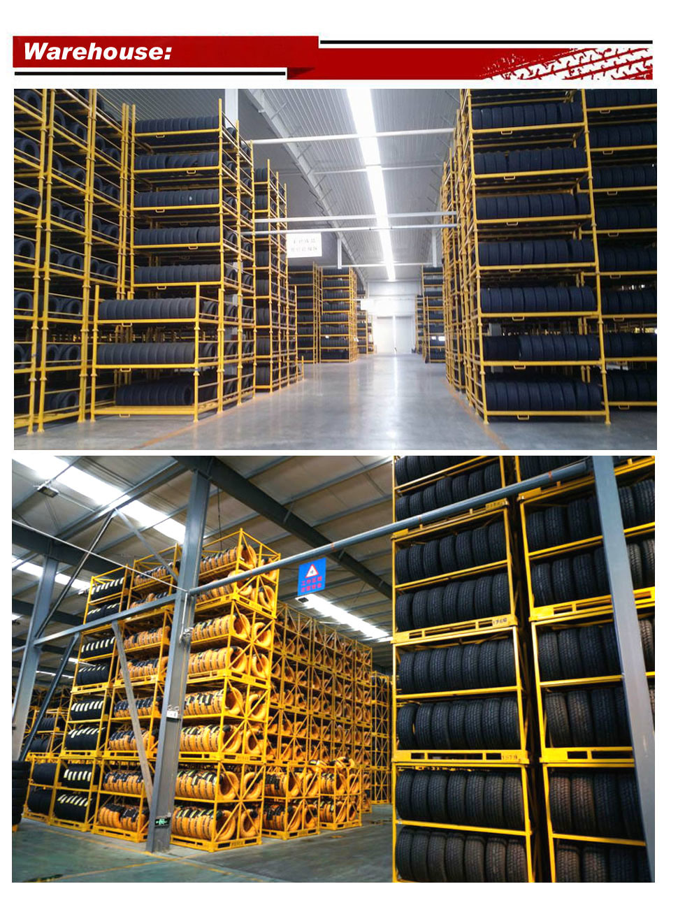 Car Tyres, Light Truck Tyres, UHP Car Tyres with Inmetro Certificate for Brazil Market