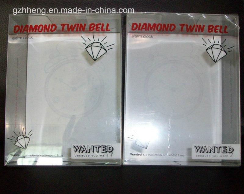Custom Plastic Packaging Box for Mask (PVC printing box)