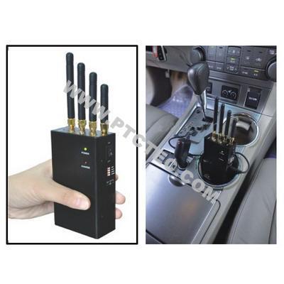 Handheld Built-in Battery Portable Mobile Cellular 2g 3G 4G Lte GSM CDMA Cellphone WiFi Bluetooth GPS Signal Blocker/ Jammer
