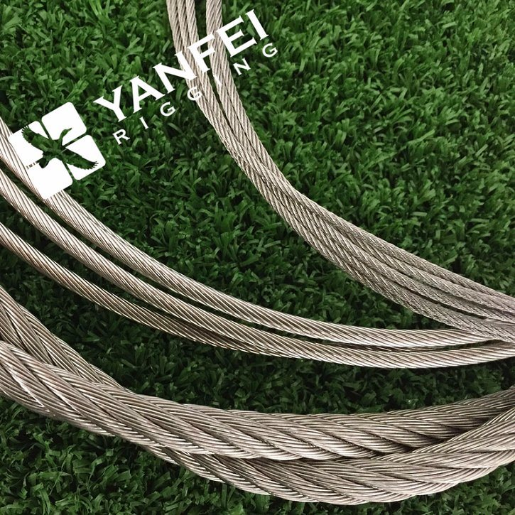 Stainless Steel Wire Rope Supplier