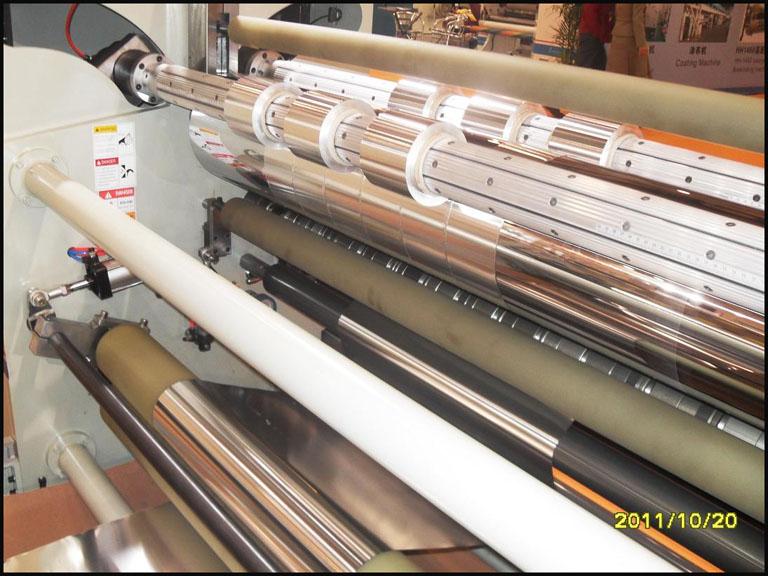 CE Approved Aluminum Foil Slitting Rewinding Machine
