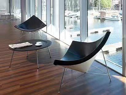 Famous Fiber Glass Leisure Chair (EC-018)
