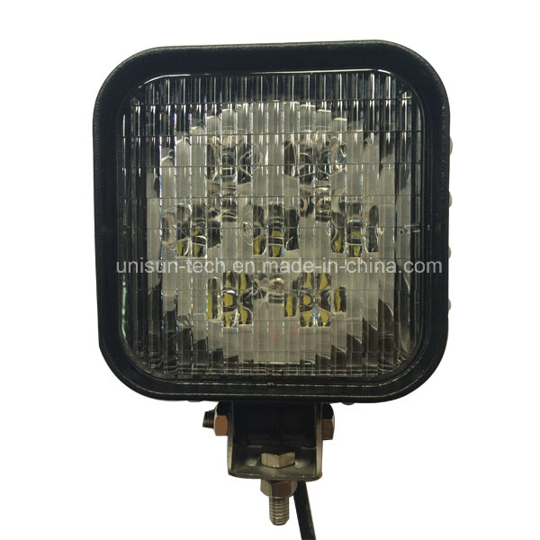12V 56W 118mm Square LED Folklift Work Light