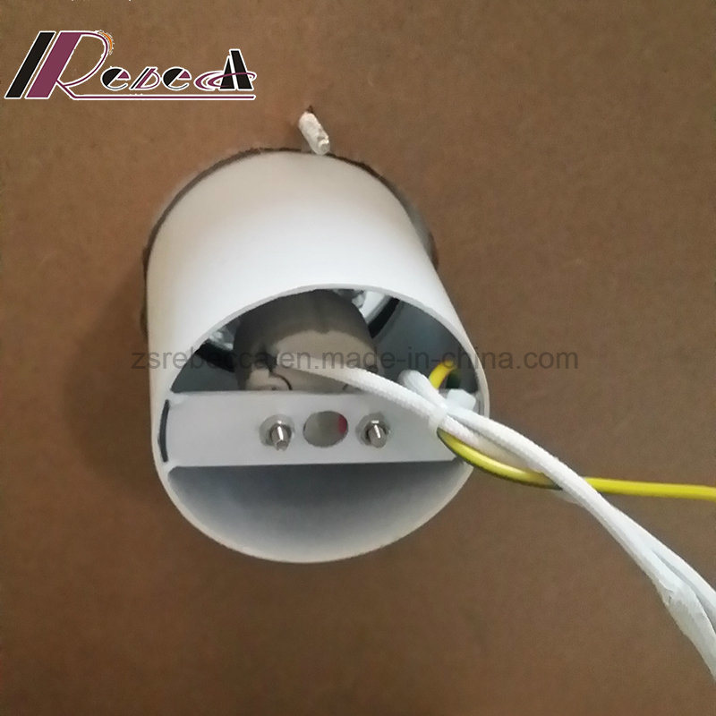 New Modern Ceramic White Teacup Wall Light for Coffee