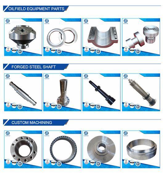CNC Machining Forged Precision A105n Long Drive Shaft