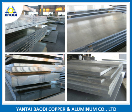 Alloy Aluminum Sheet and Plate 5052-H32 5083-H112 5754-H32