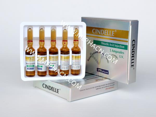 Cindelle (Thioctic acid injection)