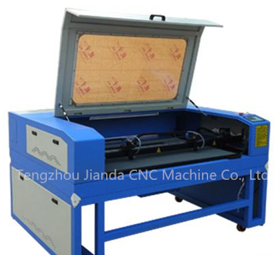 Tzjd-1290d CO2 Laser Engraver with Double Head