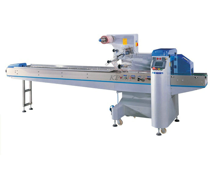 Automatic Flowpack Biscuit Bag Packing Machine