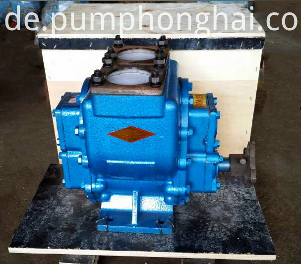 YHCB arc gear pump oil truck gear pump