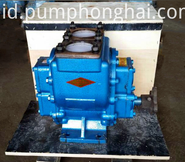 YHCB series arc gear pump oil truck pump