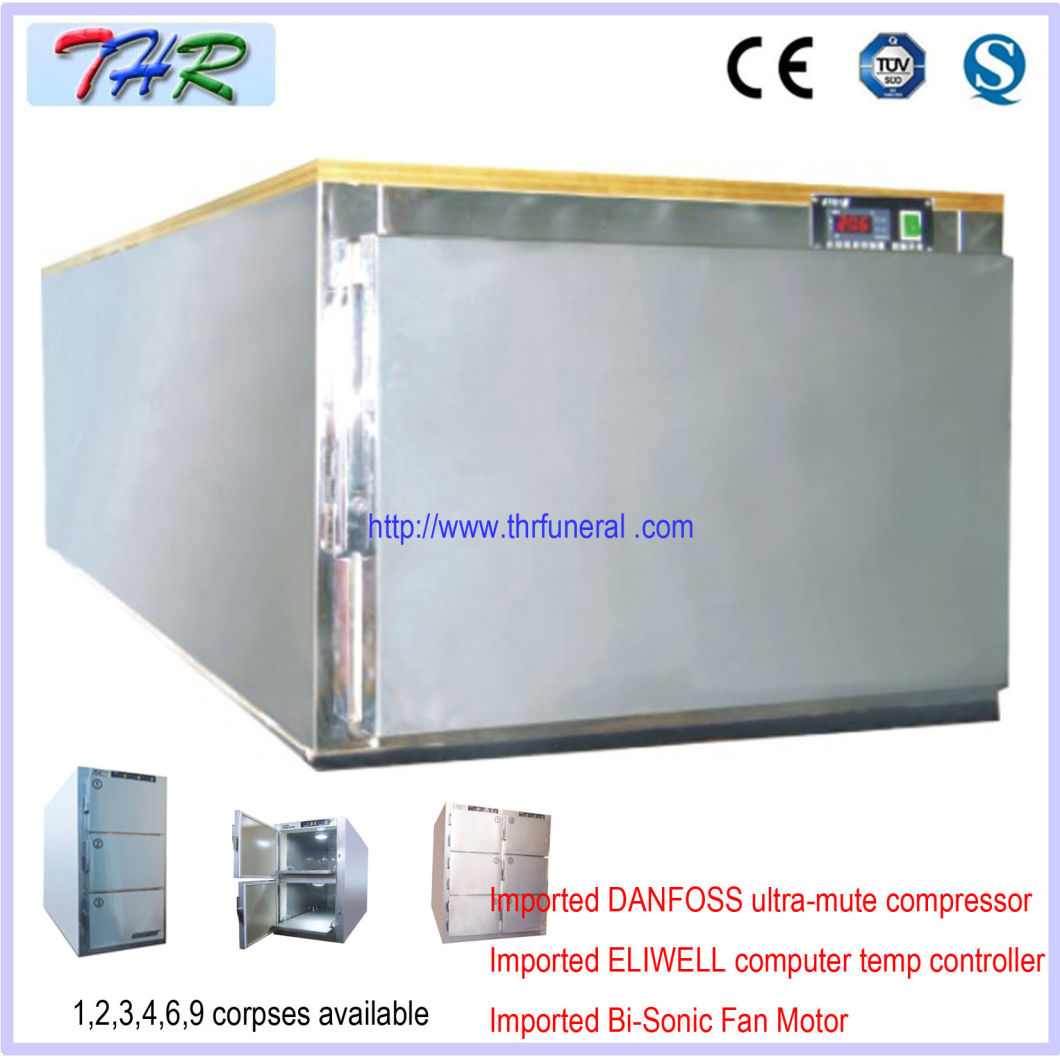 Medical Stainless Steel Corpse Refrigerator