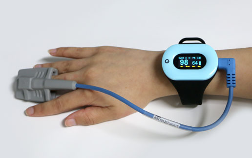 SpO2 Pulse Oximeter