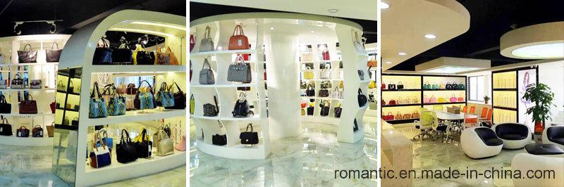 Stylish Brand Design Ladies PU Shoulder Handbags (NMDK-062204)