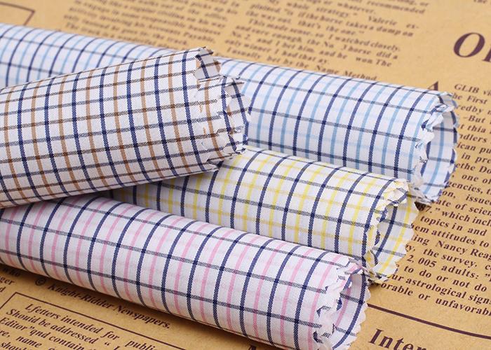 Cotton Nylon Spandex Fabric