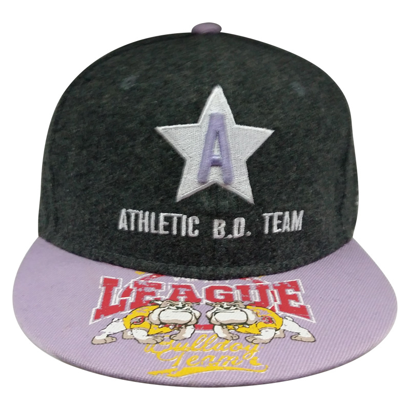 Fashion Baseball Cap with Embroidery Bb190