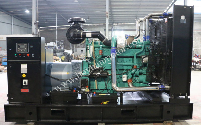 Cummins 4 Stroke Diesel Engine ATS Power Generator 300kw