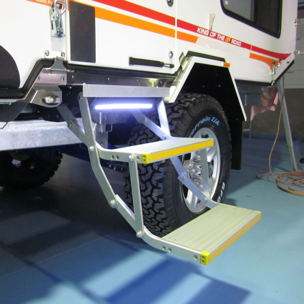 Electric Folding Step for Camping Car (ES-F)