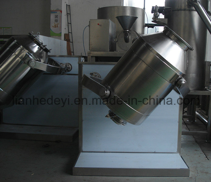 Gh-600 Three Dimensional Pharmaceutical Mixer for Mixing Ingredient
