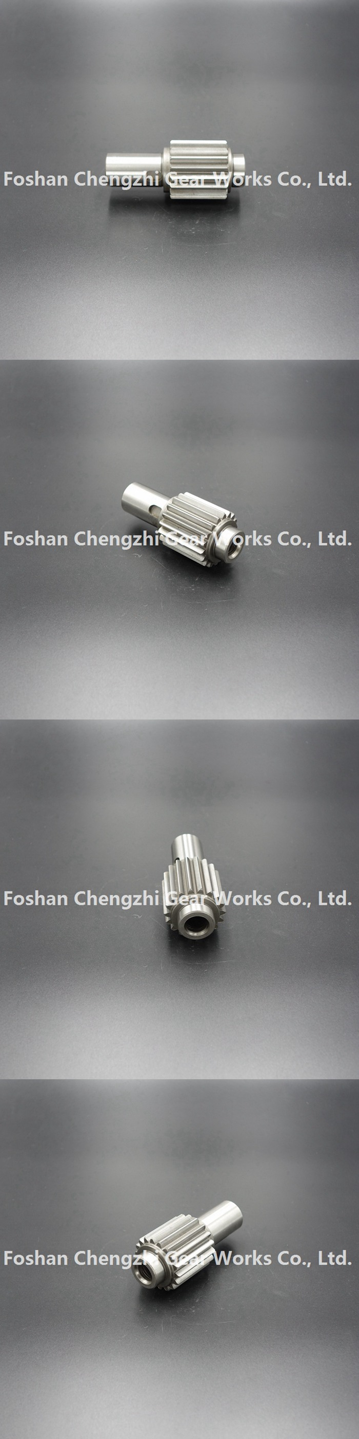 Good Quality Customized Transmission Shaft Small Spline for Various Machinery