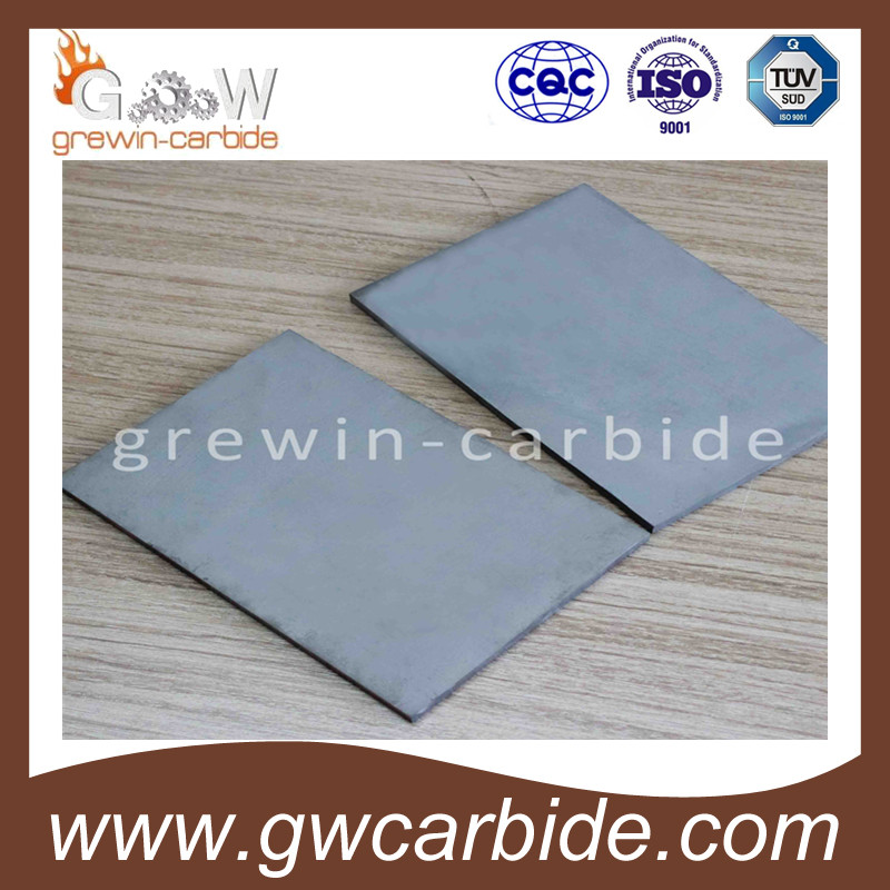 Tungsten Carbide Plates Flats Strips K10 K20
