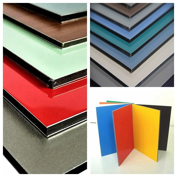 Decorative PVDF ACP/ Acm/ Aluminum Composite Panel/Sheet for External Decoration